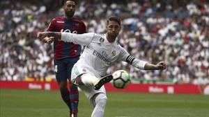 Sergio Ramos quiere prolongar su carrera en el Real Madrid