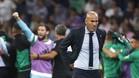 Zidane no ha empezado bien la Liga Santander 2017 / 2018