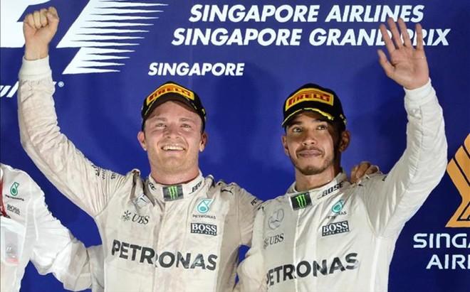 La batalla entre Hamilton y Rosberg volver� a vivirse en Malasia