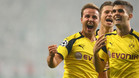 El Dortmund gole� en Varsovia