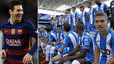 RCD Espanyol's squad not valued at half of one Lionel Messi