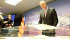 Jordi Moix, directivo del FC Barcelona