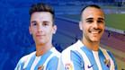 Llorente y Sandro, nuevos jugadores del Málaga