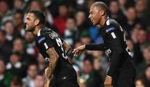 Mbappé tuvo un estreno movido en Champions con el PSG