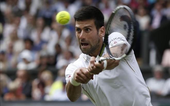 Novak Djokovic no pierde en su debut en un 'grande' desde hace m�s de diez a�os
