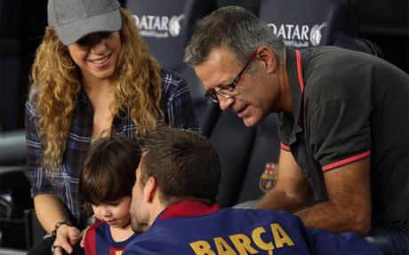El parto de Shakira est� programado para las 21h del jueves