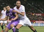 El sevillista N'Zonzi fue una pesadilla para el Real Madrid en el Sánchez Pizjuán