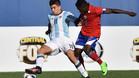 Simeone marc� con Argentina