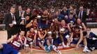 Un viaje por todas las Final Four del Barça Regal