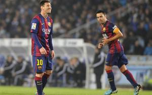 Igual sí acaban consiguiendo es cabrear a un Messi que comienza a tener claro que está jugando en el club equivocado