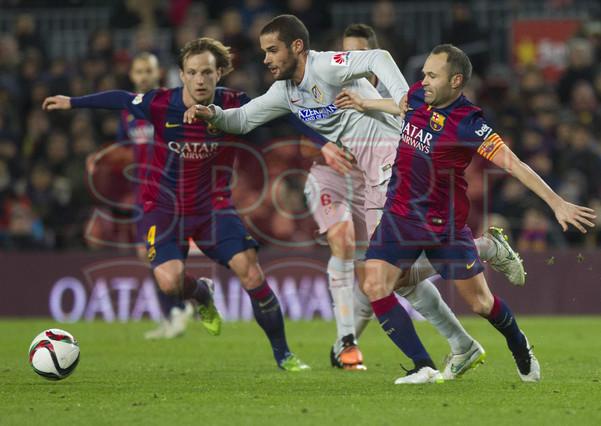 صور : مباراة برشلونة - أتليتيكو مدريد 1-0 ( 20-01-2015 )  1421883650569