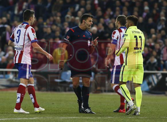 صور : مباراة أتليتيكو مدريد - برشلونة 2-3 ( 28-01-2015 )  1422483219669