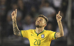 Neymar cree que Lucas Lima sería importante en el Barcelona