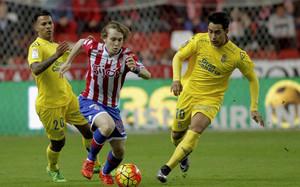 Halilovic está creciendo en el Sporting