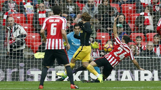Video resumen del Athletic - Atlético de Madrid (2-2) - LaLiga Santander - Jornada 19