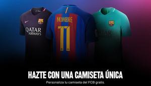 Todos los productos Nike del Barça a tu alcance
