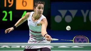 Carolina Marín, única representante española en segunda ronda del Abierto de Alemania
