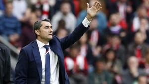 No existen contactos con Valverde según el Barcelona