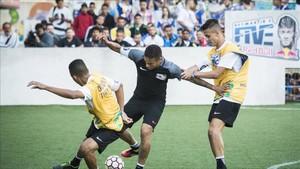 Neymar aprdina la segunda edición del torneo, con final en Barcelona