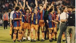 El Barça conquistó un 20 de mayo de 1992 su primera Copa de Europa