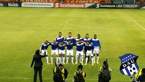 Árabe Unido venció por 0-2