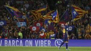 Barselona-Eybar oyununda antirekord