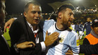 Leo Messi desató la euforia en toda Argentina
