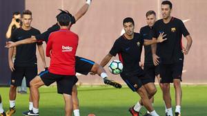 Valverde ha dado dos días de fiesta a siete de sus jugadores
