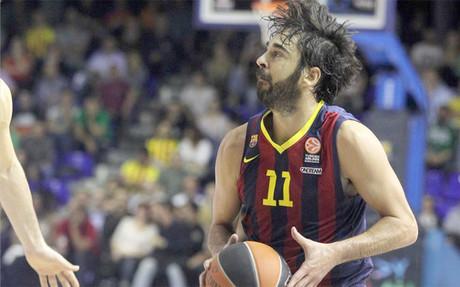 El Bar�a le ofrecer� la renovaci�n a Juan Carlos Navarro tras una buena �ltima temporada
