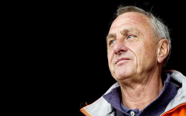 Fallece Johan Cruyff