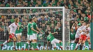 Dinamarca igualó con un gol de rebote... Y a partir de ahí llegó la exhibición