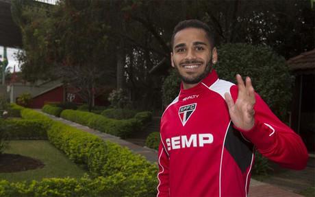 Douglas se despidi� del Sao Paulo antes de partir hacia Barcelona