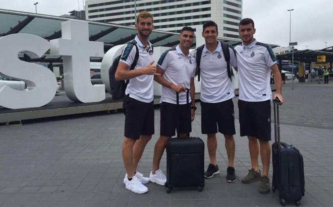 El Espanyol ya est� en Holanda