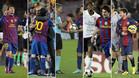 Los cinco póker de Leo Messi con el Barça