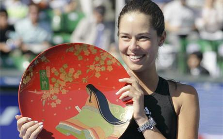 Ivanovic reina en Tokio