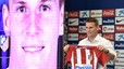 Gameiro reveals why he rejected Barcelona for Atletico Madrid