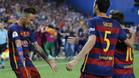 Las radios 'eloquecieron' con los goles de Alba y Neymar