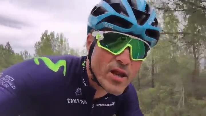 El mensaje de Luis Enrique sobre la bicicleta