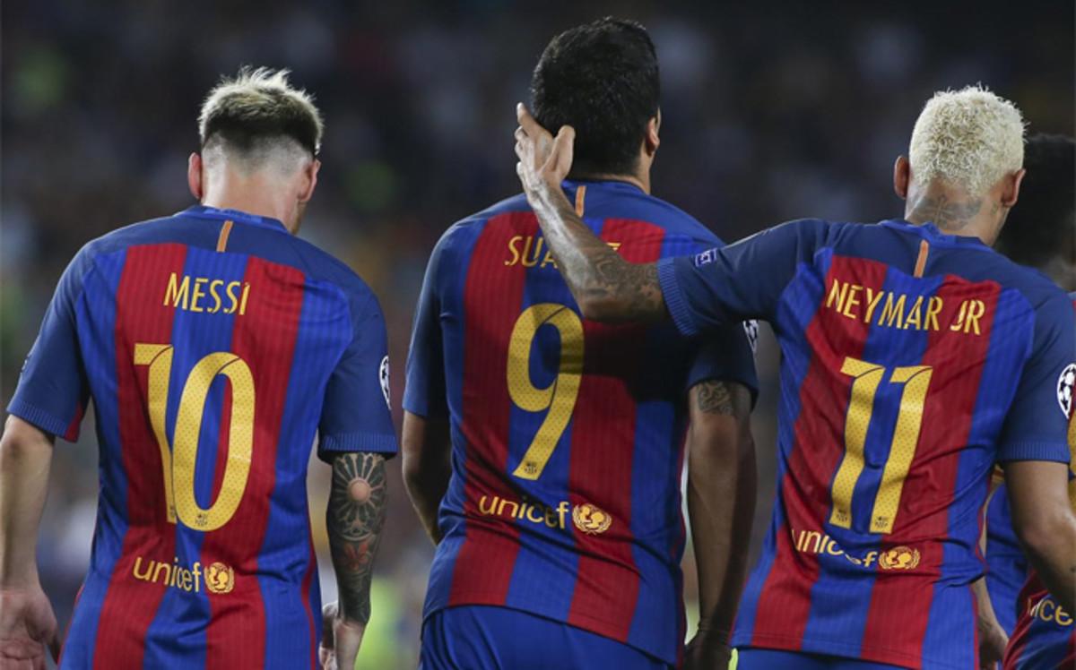 Barça-City: Con el liderato de la Champions League en juego
