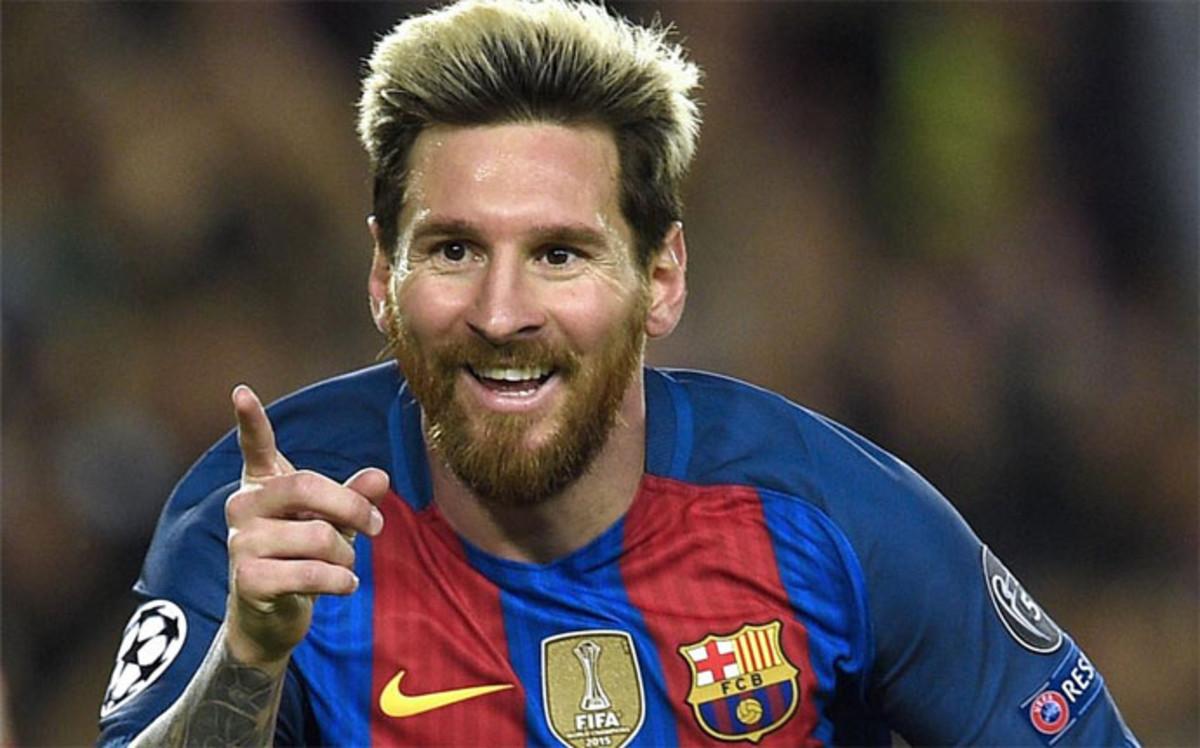 Messi supera a Cristiano Ronaldo como el mejor de 2016