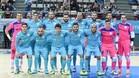 Movistar Inter se gustó en la victoria ante el Braga