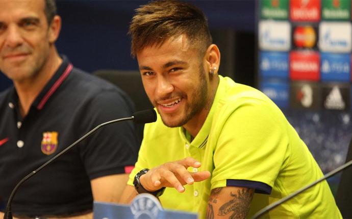 """Neymar: \""""Me siento m�s adaptado\"""""""