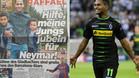 El ins�lito mensaje de Raffael con Neymar como protagonista