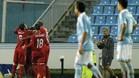 El Sevilla, rival del Bar�a en la final de Copa