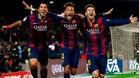 El futuro tridente del Barcelona ya está a punto
