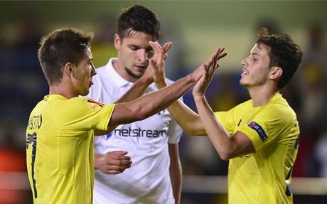 El Villarreal cumpli� los pron�sticos ante el Zurich