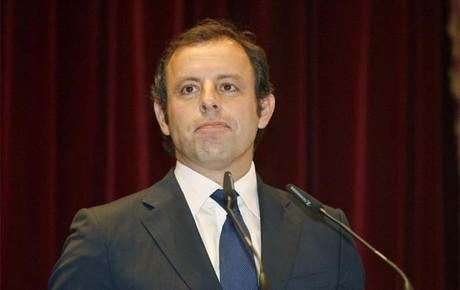 Rosell llama al barcelonismo a levantarse