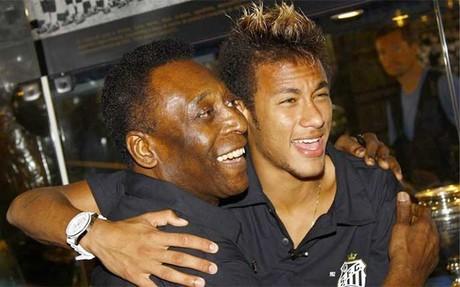 "Pelé: ""Neymar tiene cualidades para llegar a ser mejor"