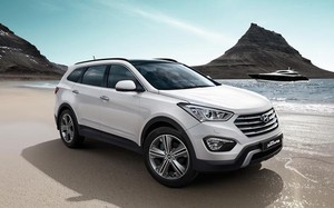 Hyundai Grand Santa Fe, sin nada que envidiar a sus rivales