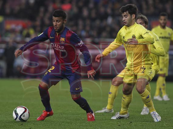 صور : مباراة برشلونة - فياريال 3-1 ( 11-02-2015 ) 1423690318379